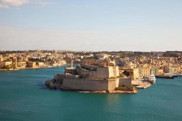 Fort of Vittoriosa and Grand Harbour