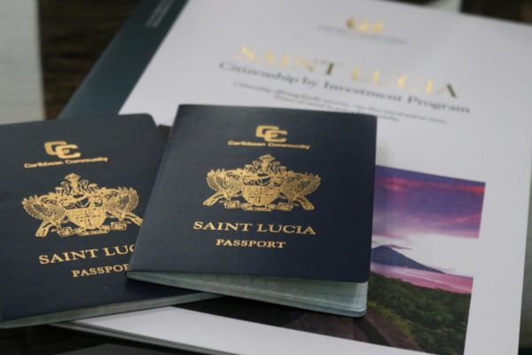 Passports from Saint Lucia - Saint Lucia Citizenship by Investment - Savory & Partners - Dubai, UAE