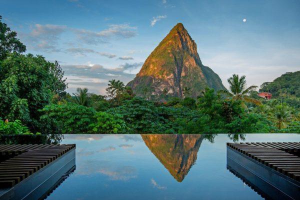 Saint Lucia Landscape - Saint Lucia Citizenship by Investment - Savory & Partners - Dubai, UAE