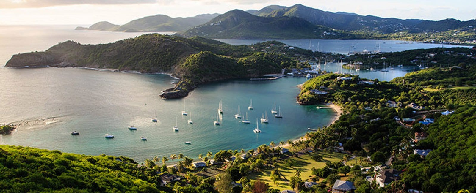 Antigua & Barbuda has no taxes on worldwide income, capital gains, dividends, gift, wealth and inheritance.