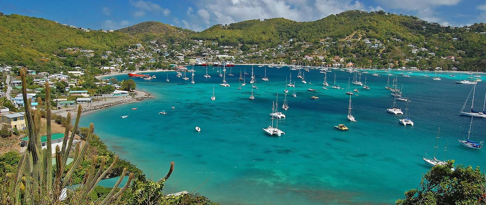 """More commonly known as the """"Spice Isle"""", Grenada offers beautiful unspoilt beaches, diving, sailing, hiking and so much more."""