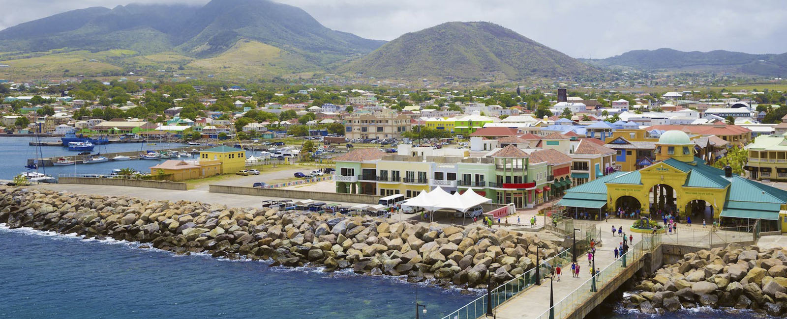 Saint Kitts & Nevis offers investors no taxes on worldwide income, capital gains, gift, wealth and inheritance.