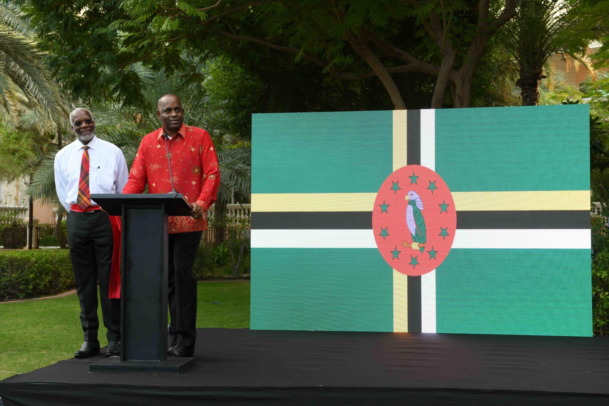 Dominica opens embassy in UAE