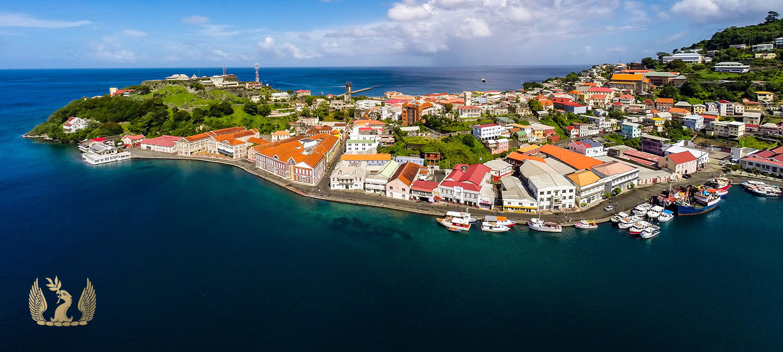Grenadian passport provides access to the USA through the E2 visa treaty