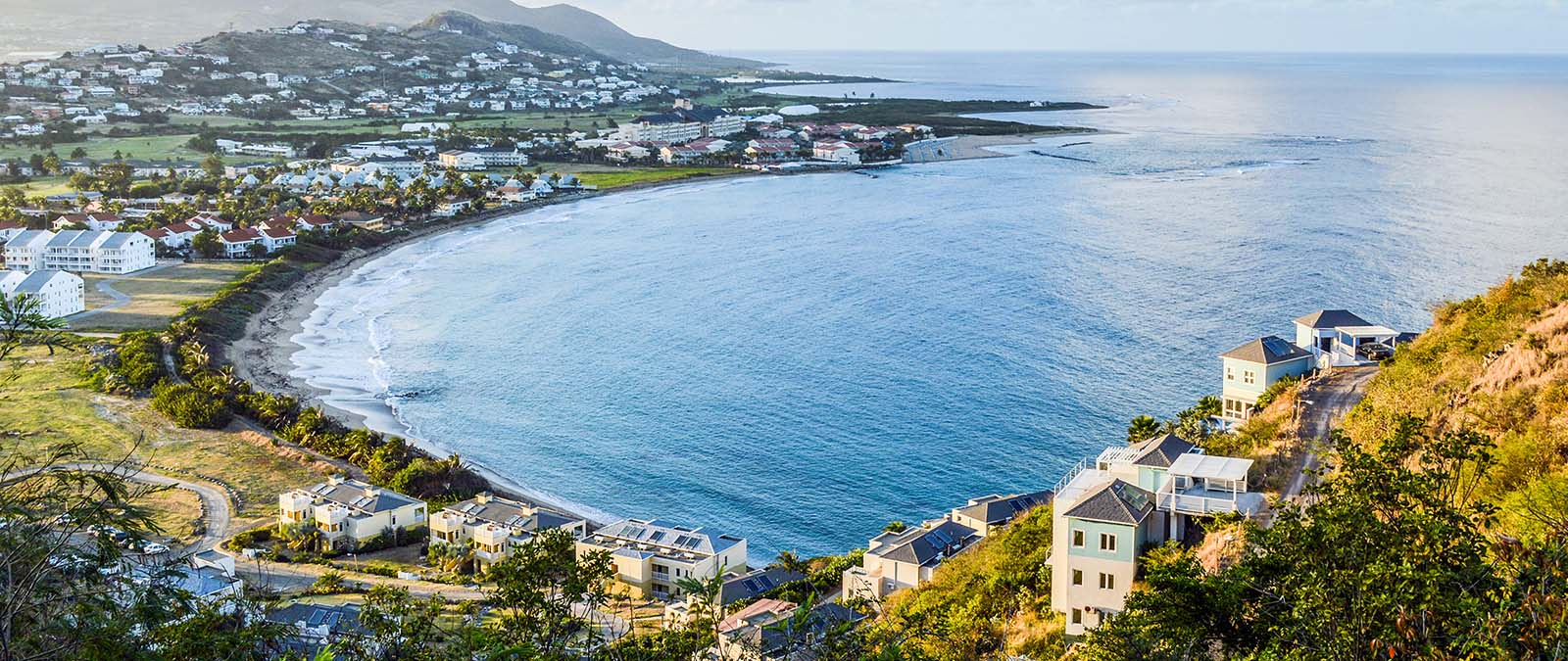 St. Kitts & Nevis gained its independence from the UK in 1983, although the Government is still part of the British Commonwealth and is represented by the British Parliamentary Democracy.