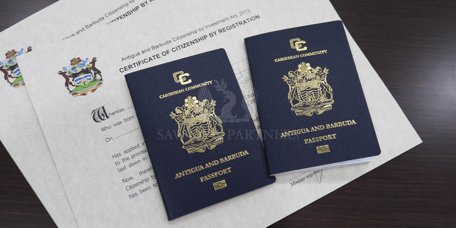 The Government of Antigua & Barbuda is the first Caribbean country to start processing Citizenship applications from stateless applicants