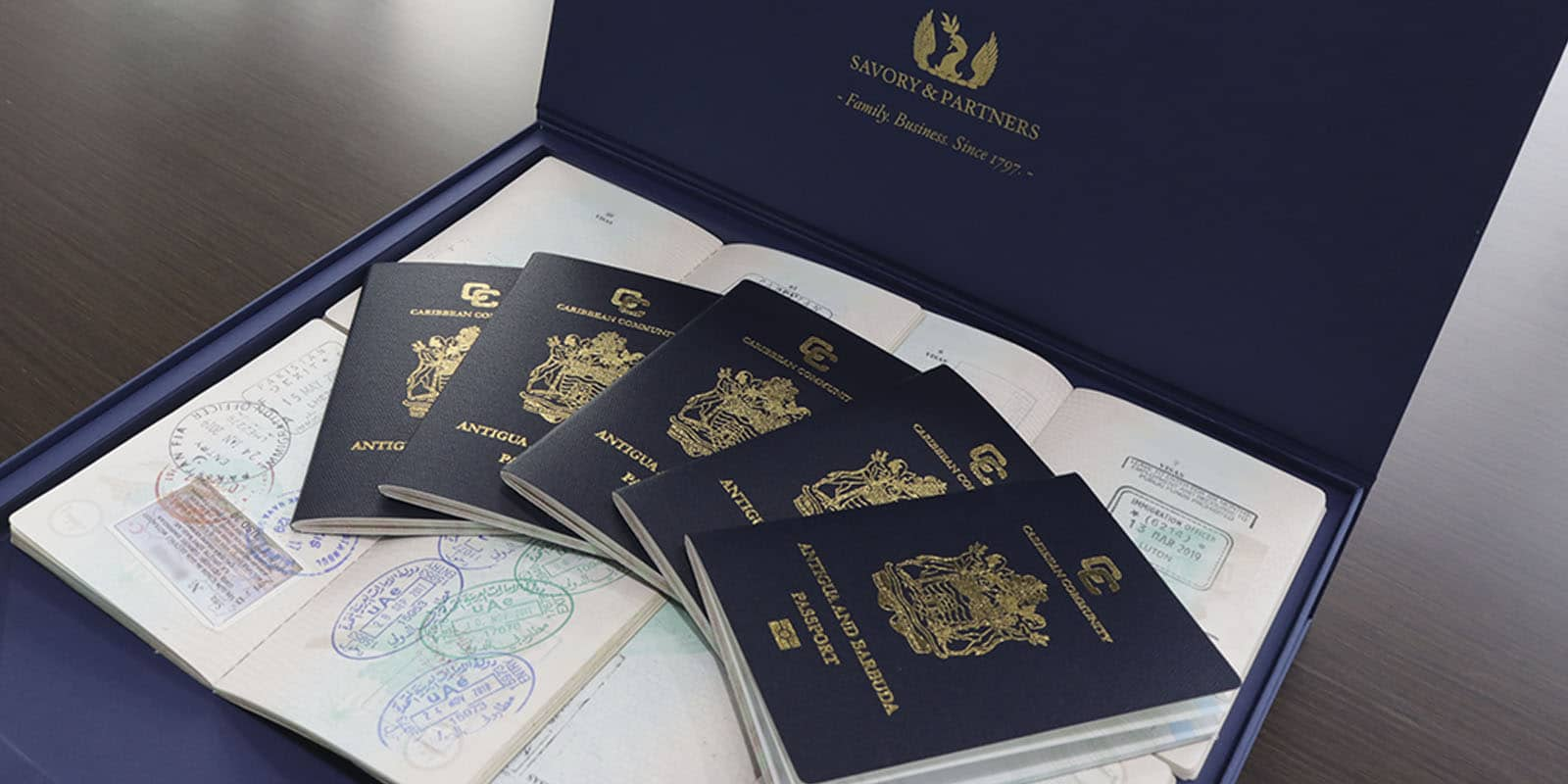 Antigua and Barbuda citizenship by investment program