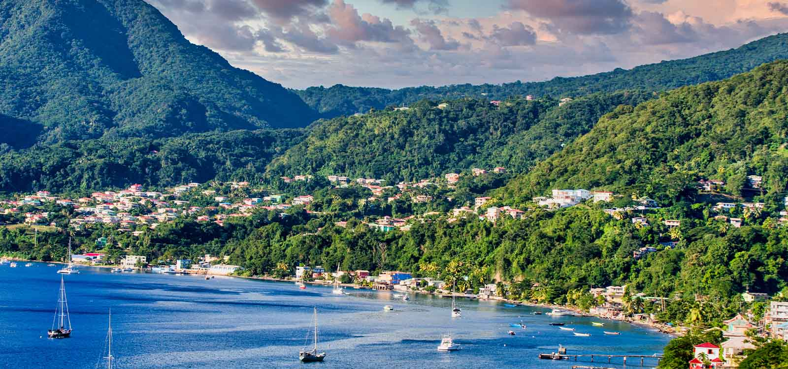 Dominica is one of the safest countries in the Caribbean.