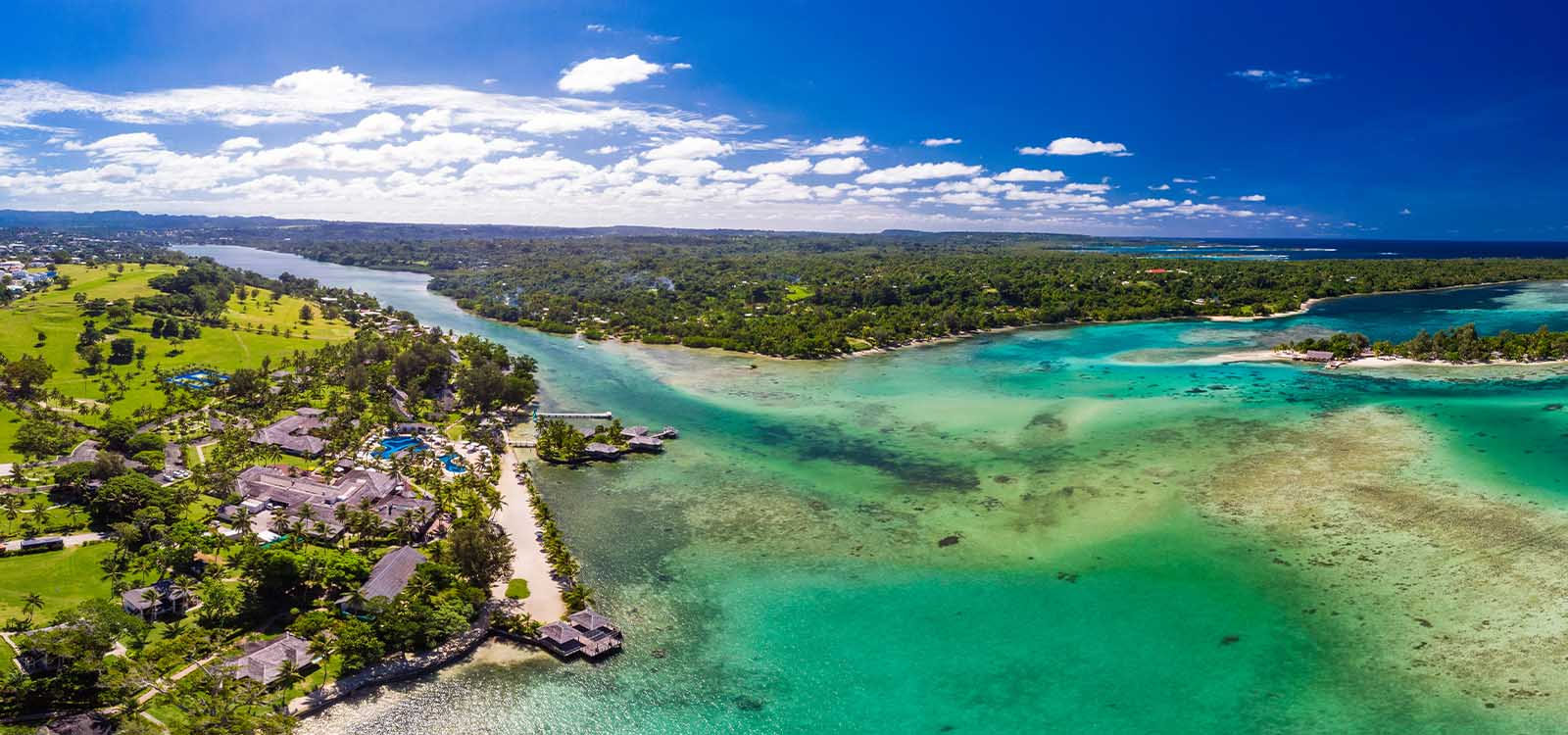 Vanuatu has no taxes on worldwide income, capital gains, dividends, gift, wealth and inheritance.