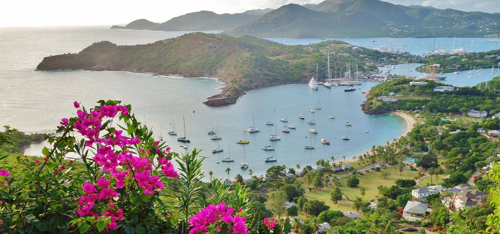 Antigua & Barbuda is an island of unique beauty, with its white-sand beaches, tropical vegetation & rich cultural heritage.