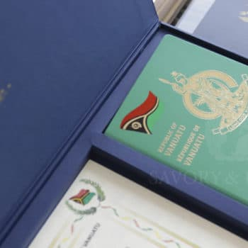 What is the cost of Vanuatu Citizenship by Investment?