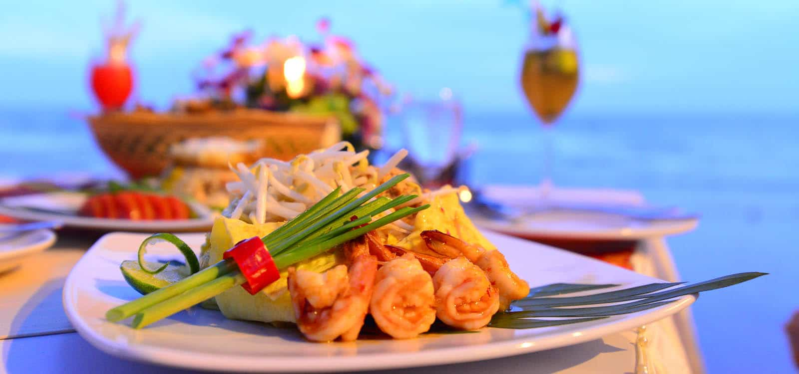 Dominica cuisine is created with strong Creole influences, with dishes featuring variations of chicken, salad and rise.