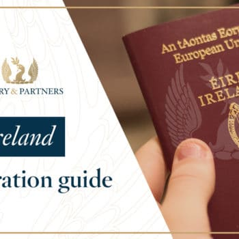 Ireland Immigrant Investor Program Guide