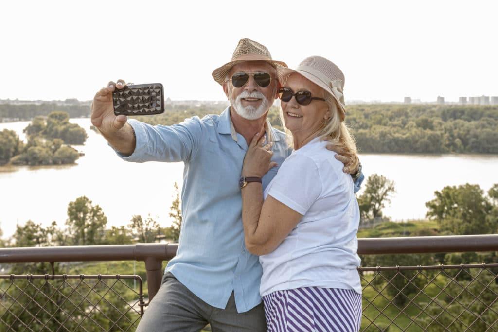 Second passport holders enjoying outdoor activities