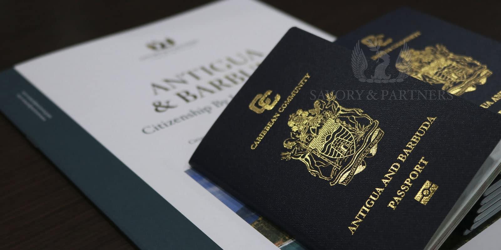 Antigua & Barbuda citizenship by investment program