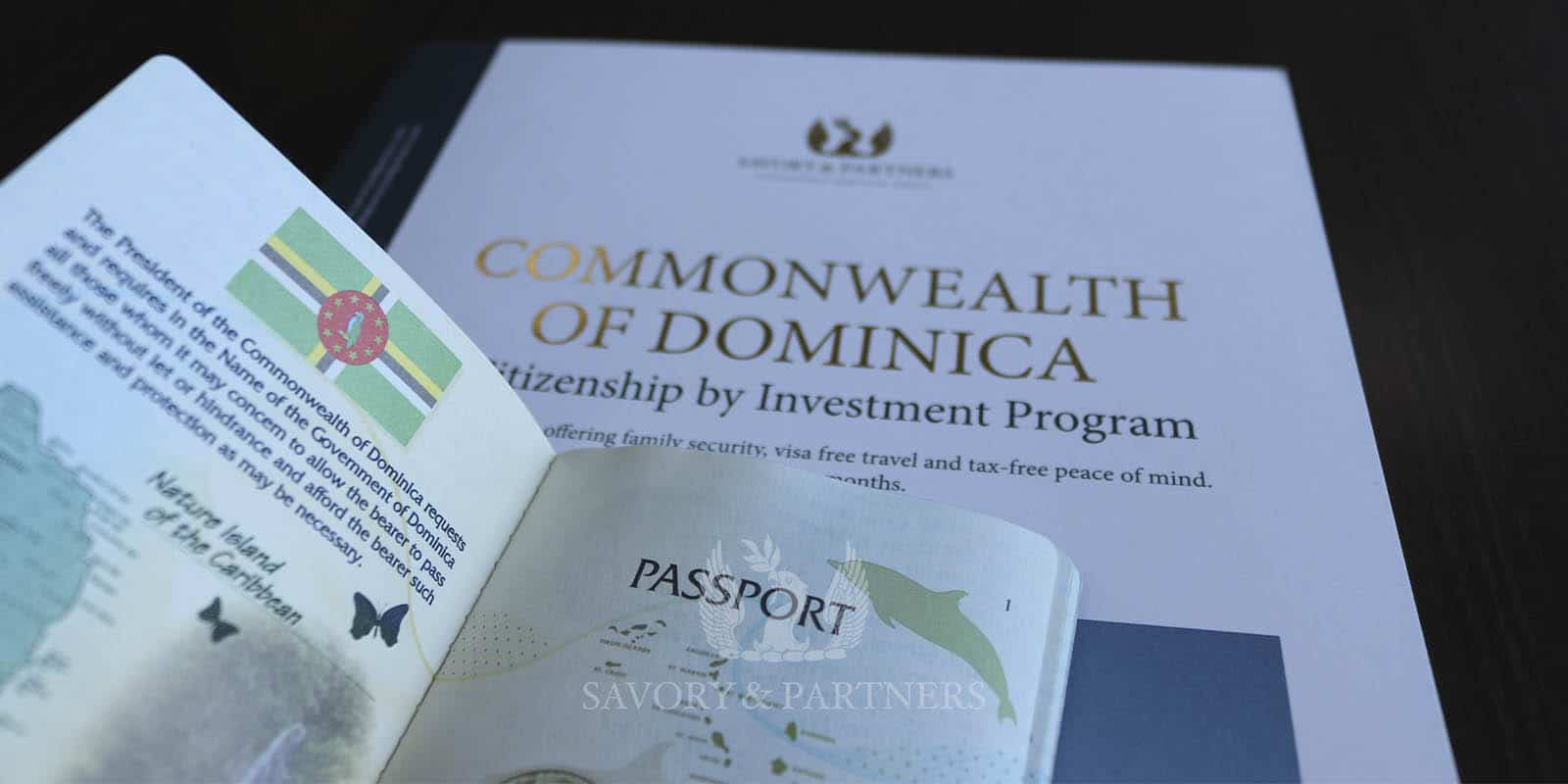 Dominica Citizenship by Investment - Savory & Partners