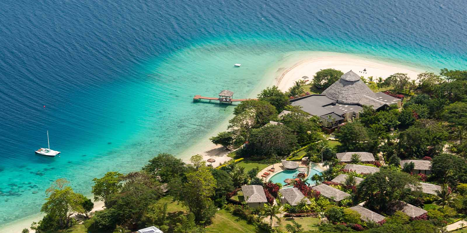 The 83 islands that make up Vanuatu are an undiscovered gem that is not frequented by many tourists