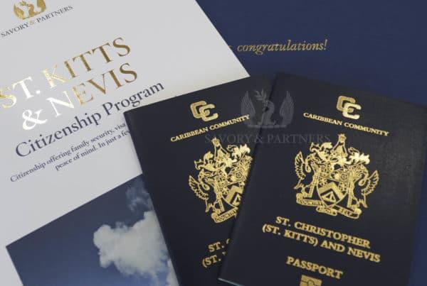 St Kitts & Nevis Passports - Savory & Partners - Dubai, UAE