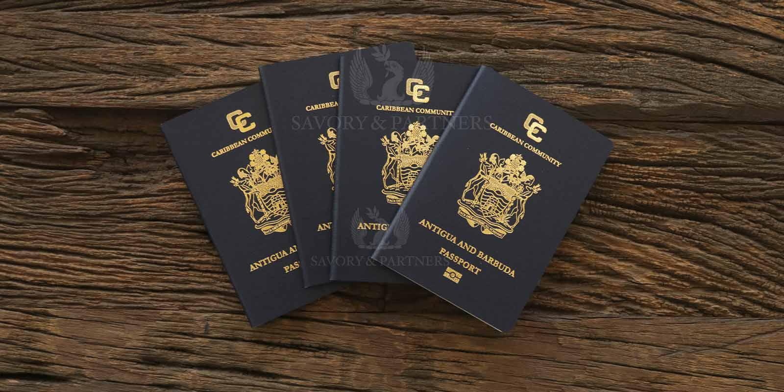 Antigua & Barbuda citizenship by investment program - Savory & Partners - Dubai, UAE