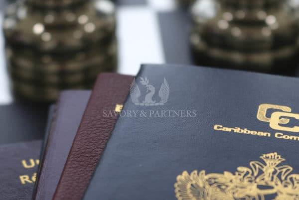 Differences between Caribbean & European second citizenship