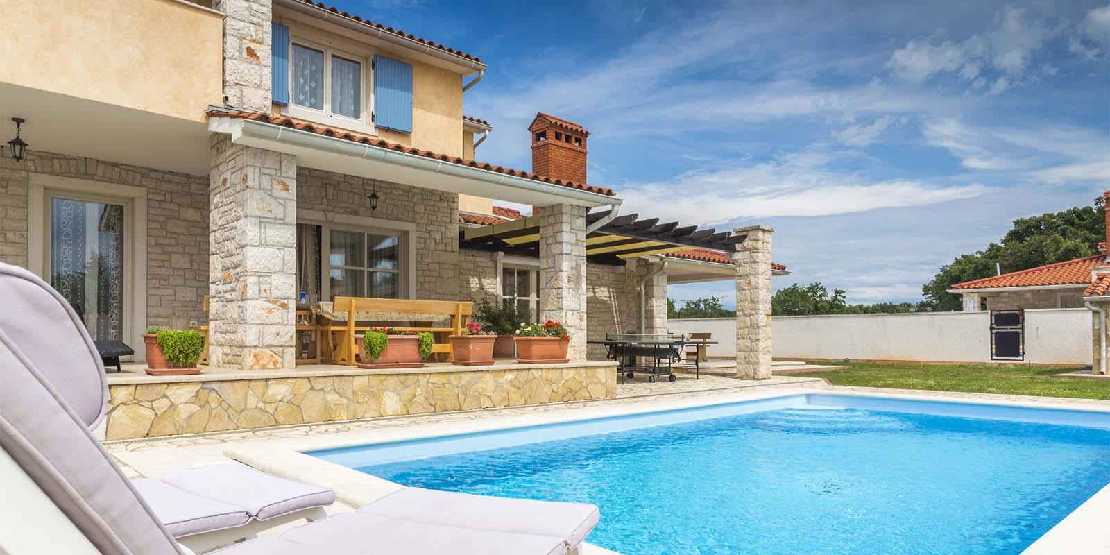 Holiday Villa in Kalkan, Turkey