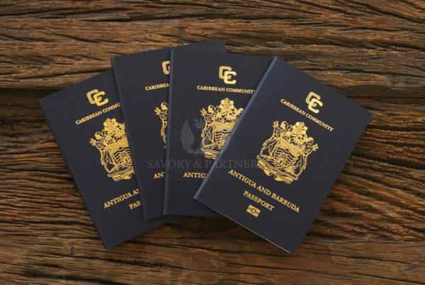 Antigua and Barbuda Citi
