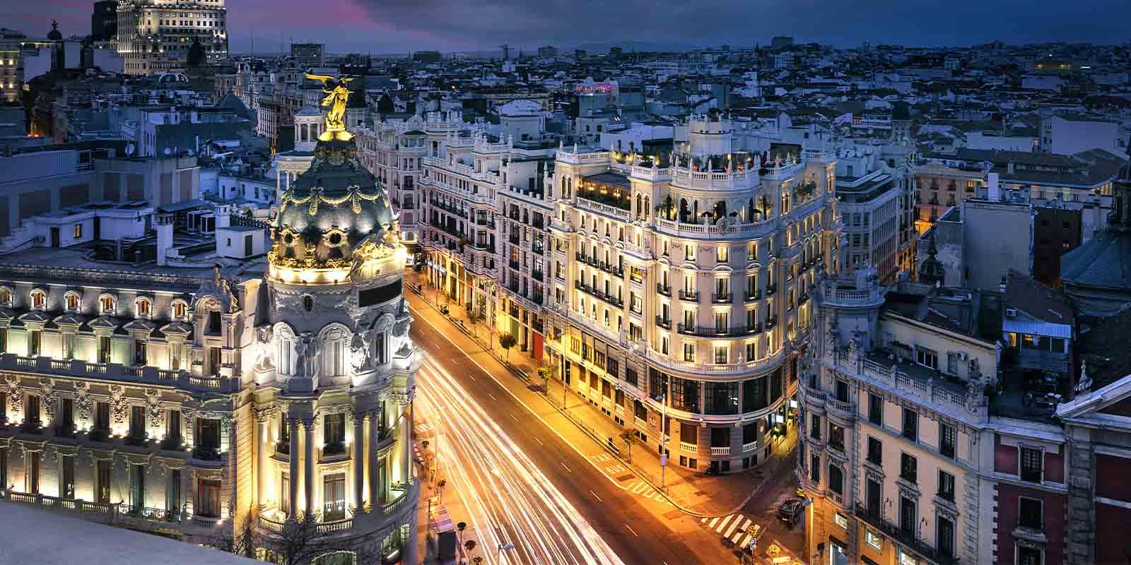 Spain Golden Visa Program