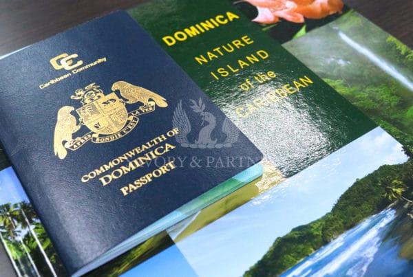 Dominica Passport - Savory & Partners - Dubai, UAE