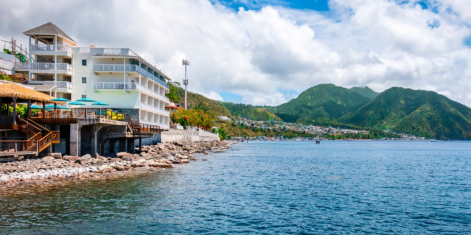 Established on the EU's official tax haven list, Dominica is one of the best places in the world to hold your wealth.